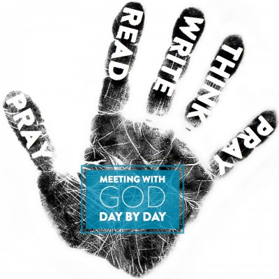 Meeting with God Day by Day